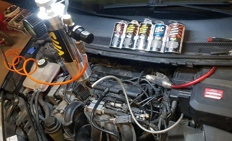 Ford Focus 1.6 74 kW B+LPG